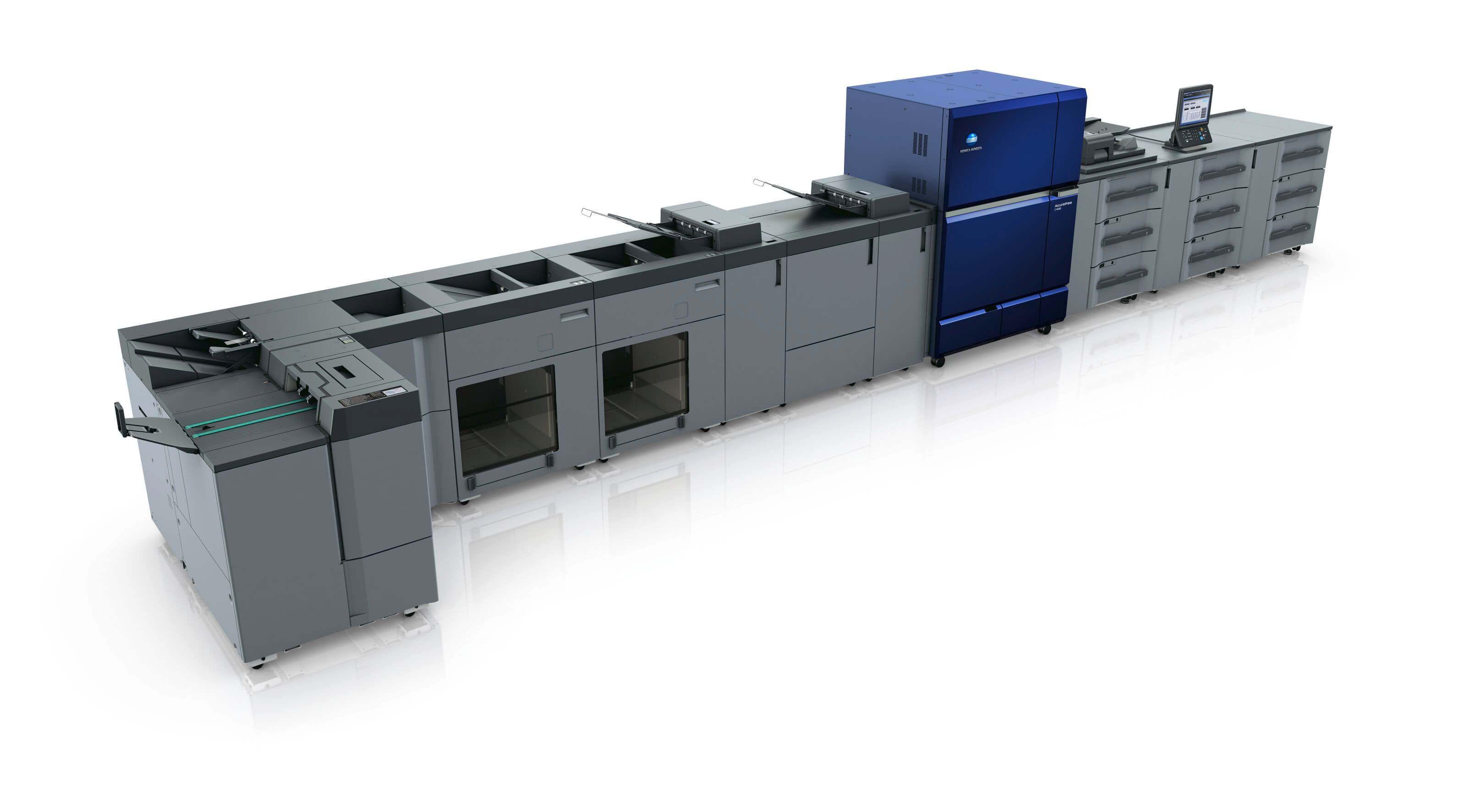 DEVELOP presenta sus nuevos modelos ineo+ 12000 y 14000