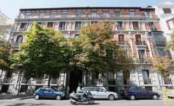 Foto de Fachada edificio de la calle General Castaño Madrid
