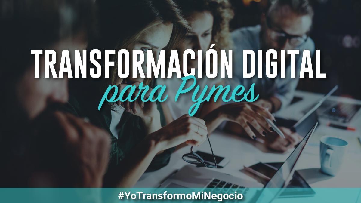 Fotografia Transformación Digital para Pymes