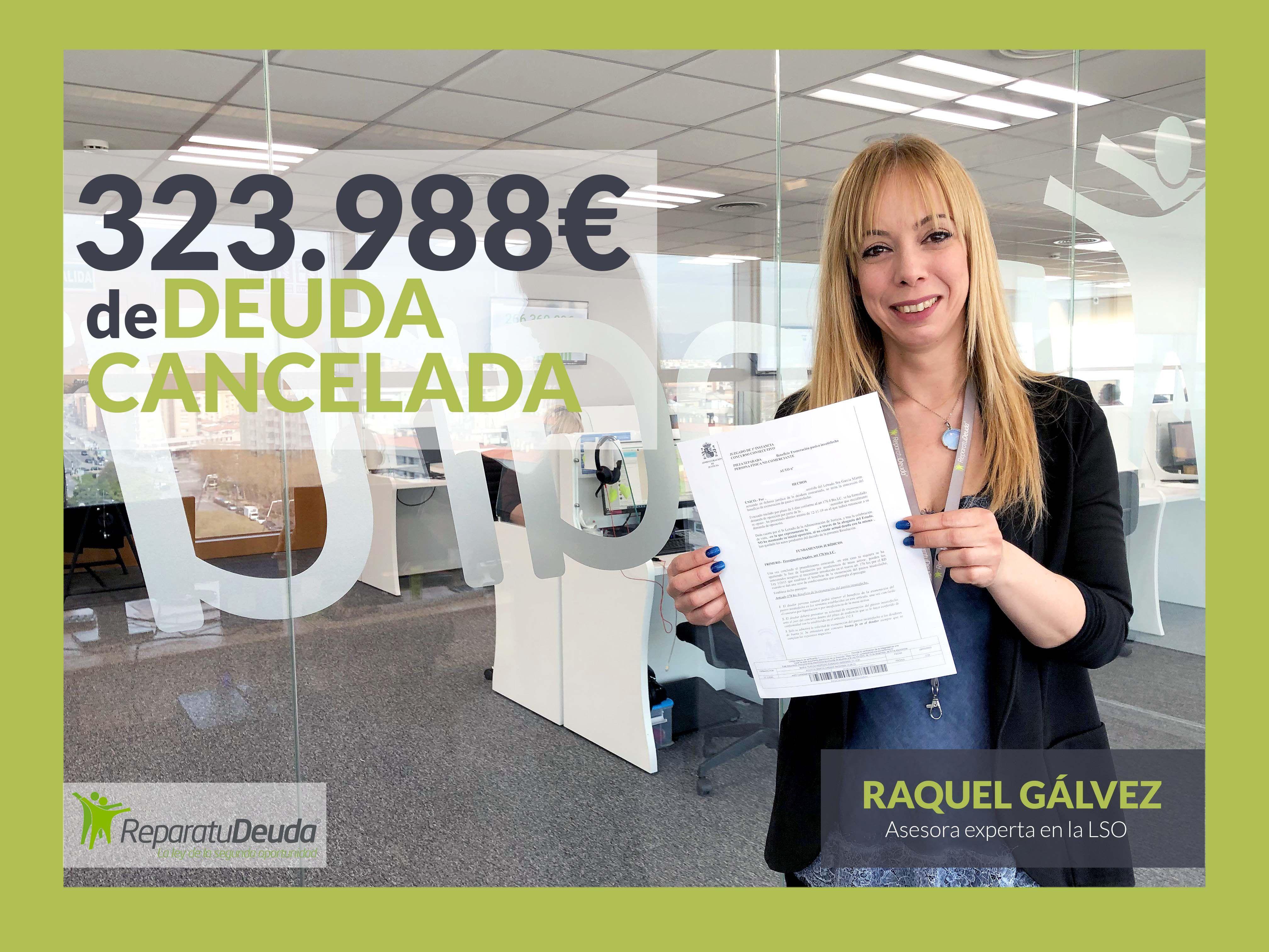 Foto de Raquel Galvez, asesora de la ley de la segunda oportunidad en