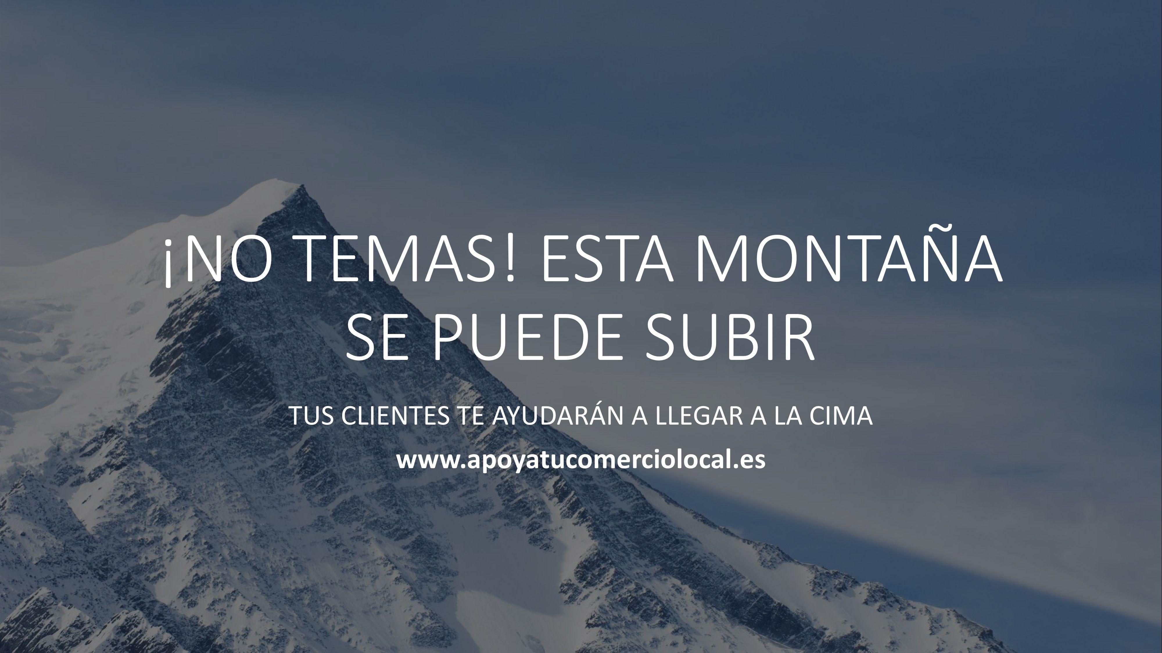 Foto de no temas, esta montaña se puede subir