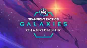 Riot Games anuncia el campeonato de TFT: Galaxias