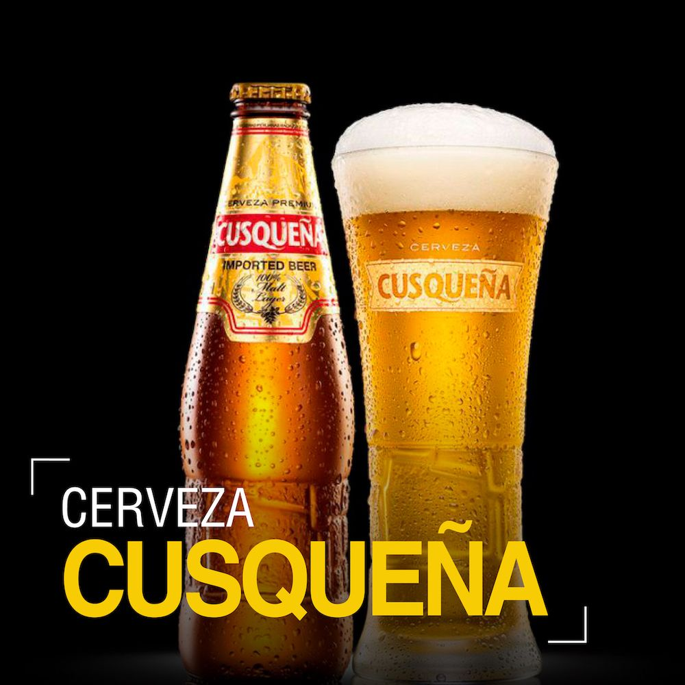 Fotografia Cerveza Cuzqueña