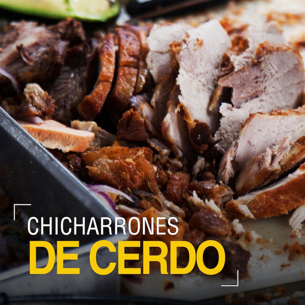 Fotografia Chicharrones de Cerdo