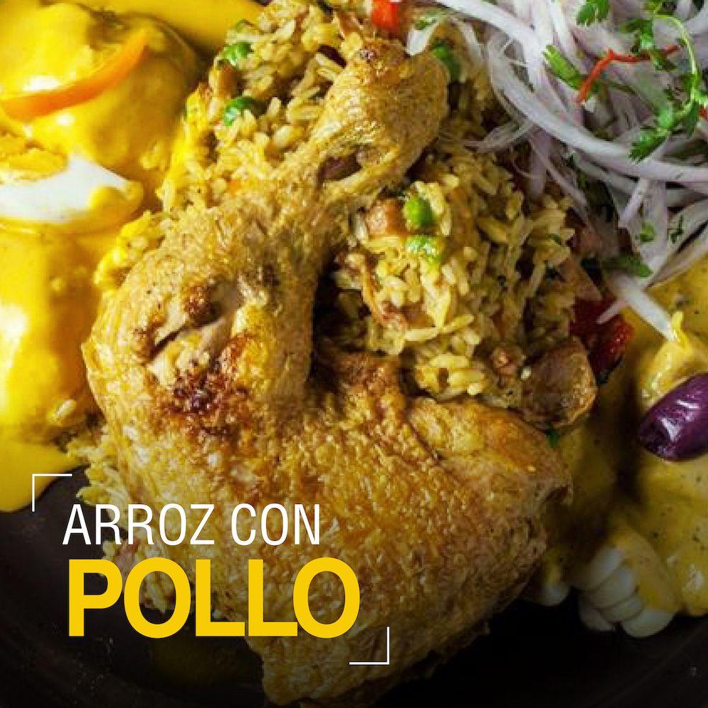 Fotografia Arroz con pollo