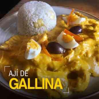 Noticias Madrid | Ají de Gallina