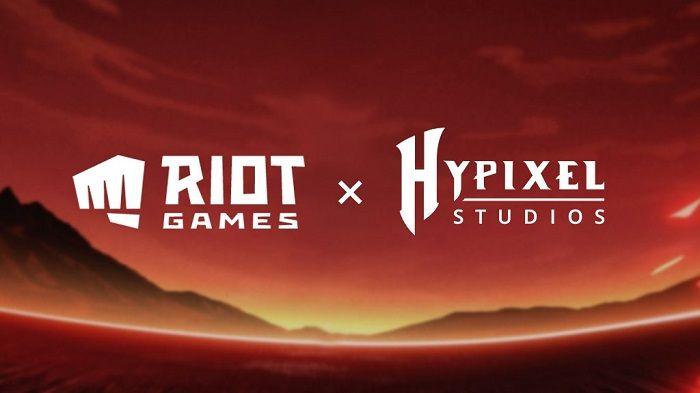 Foto de Hypixel adquisición por parte de Riot Games