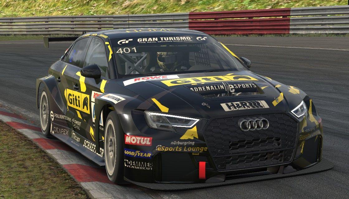 Foto de Nürburgring Endurance Digital, e-sports