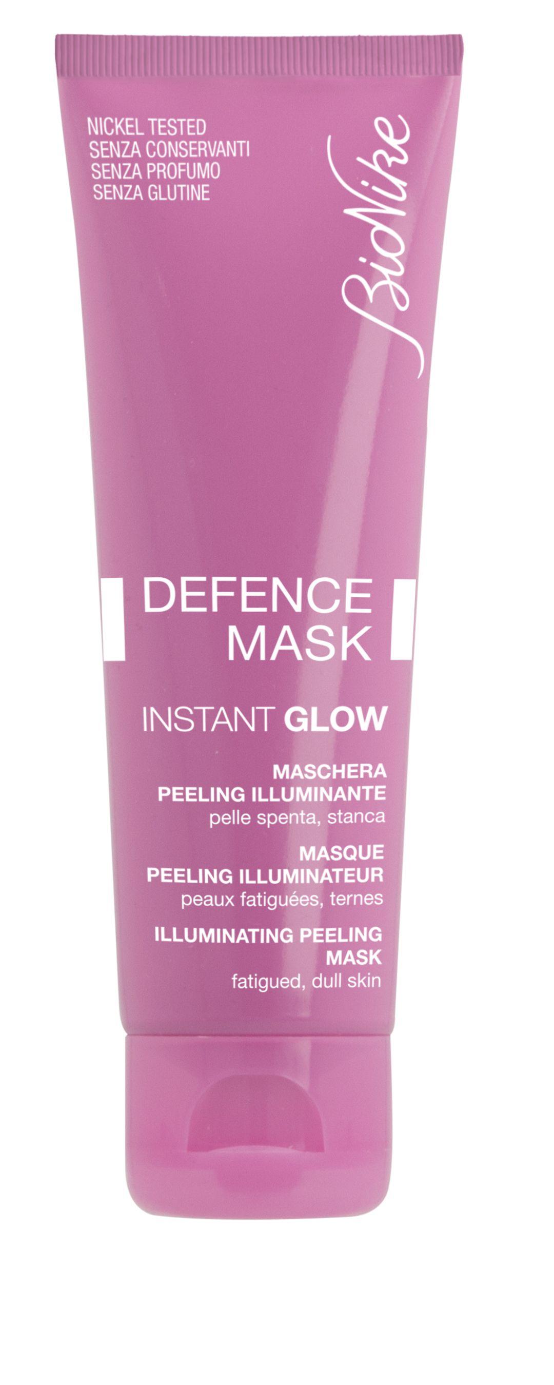Fotografia Defence Mask Glow Mascarilla Peeling Iluminante