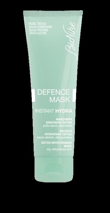 Fotografia Defence Mask Hydra Mascarilla hidratante Detox