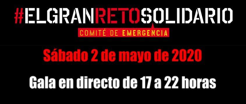 Foto de El Gran Reto Solidario