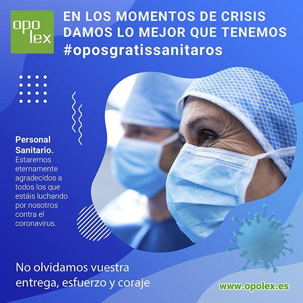 Foto de Oposiciones Gratis para Sanitarios