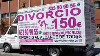 Noticias Madrid | Divorcio al alcance de todos