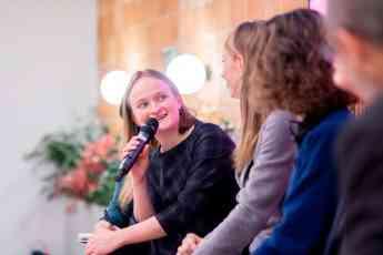 Anna Stépanoff, fundadora y CEO de Wild Code School