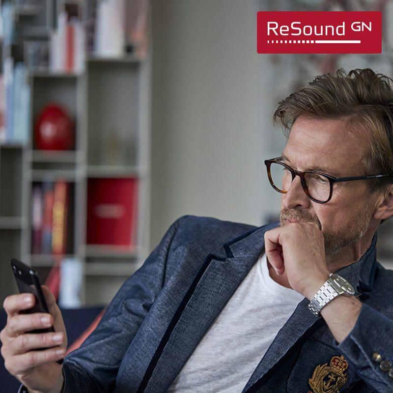 Foto de Los audífonos se conectan directamente con los móviles