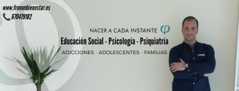 Foto de Educación social, psicología y psiquiatría en Mairena del