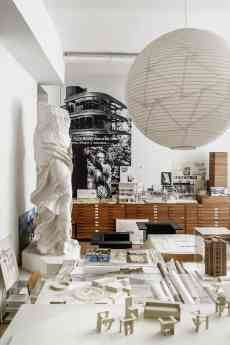 El Museo ICO amplía la duración de la exposición 'Sáenz de Oíza. Artes y Oficios'