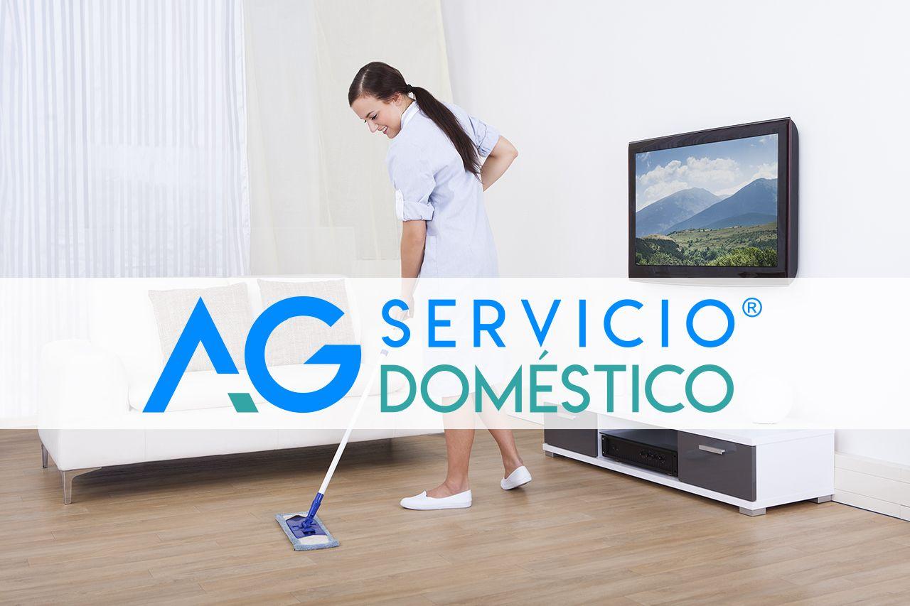 Fotografia servicio domestico