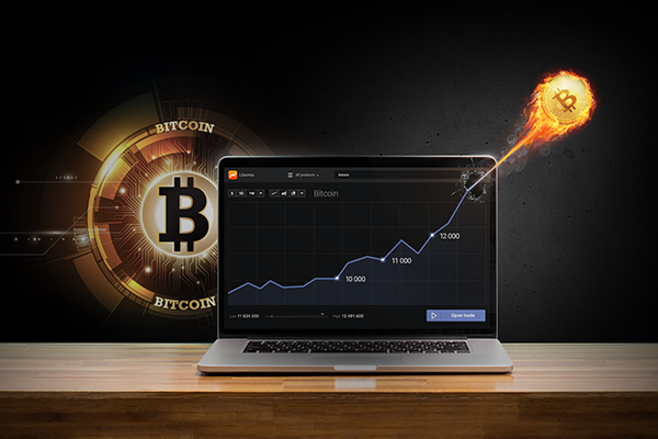 Foto de Inversión en Bitcoin