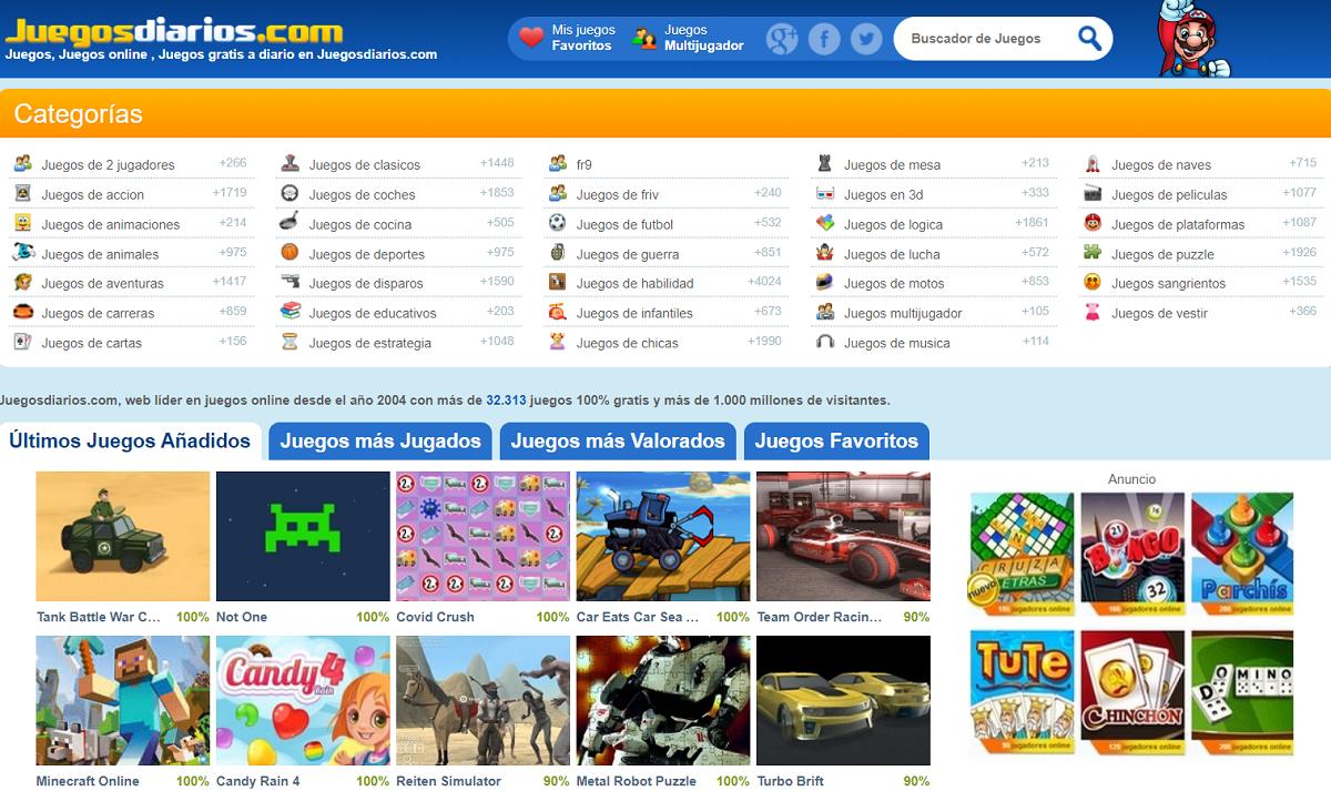 Foto de Juegosdiarios