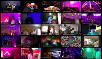 Fiestas en casa, la última tendencia en ocio y entretenimiento durante la cuarentena según Vivetix