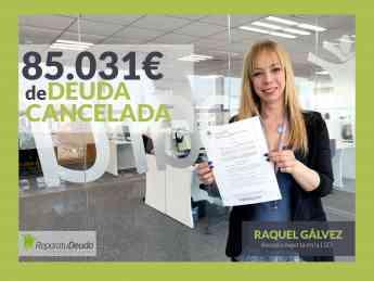 Noticias Derecho | Los abogados de Repara tu deuda cancelan 85.031
