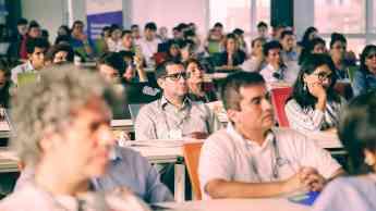 Foto de Asistentes a un taller de Media Startups Lima.