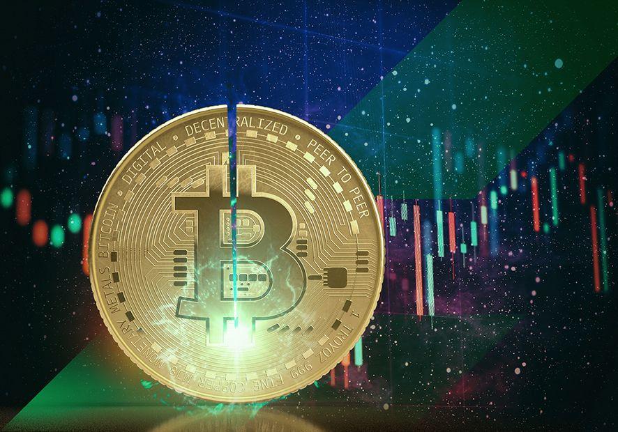 Foto de Bitcoin halving