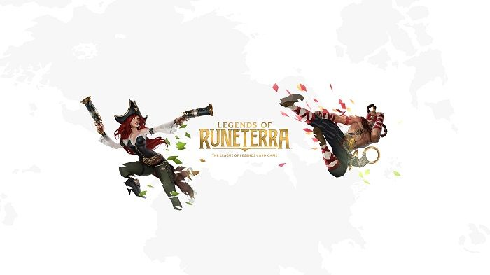 Foto de Legends of Runeterra
