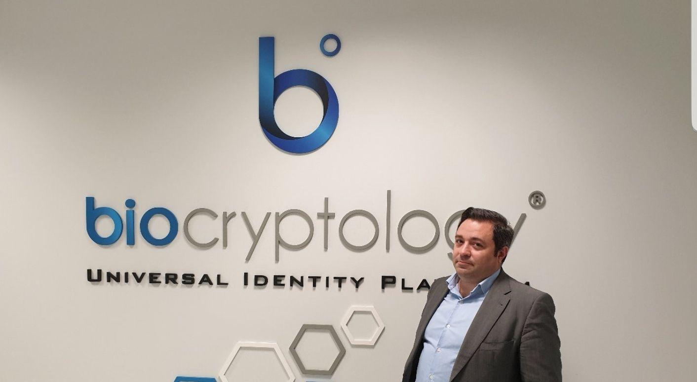 Foto de Raúl Legaz, director en Biocryptology
