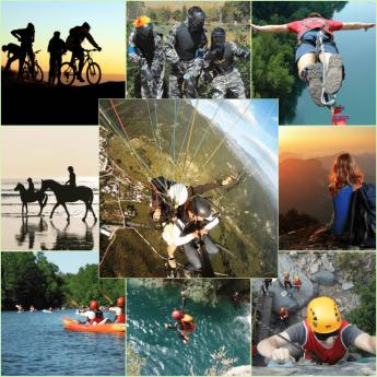 Oportunidad turismo activo en españa