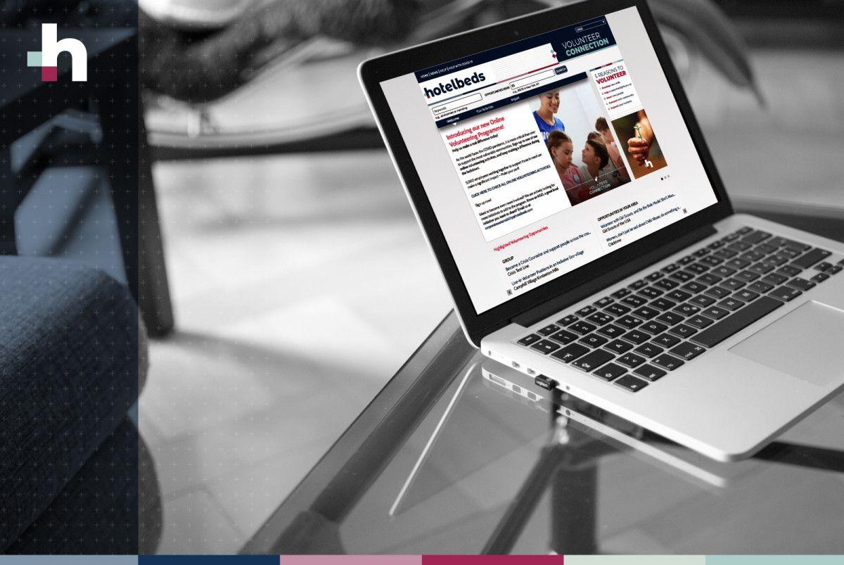 Hotelbeds incluye actividades virtuales a su programa de voluntariado corporativo