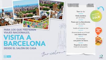 Foto de Visita a Barcelona