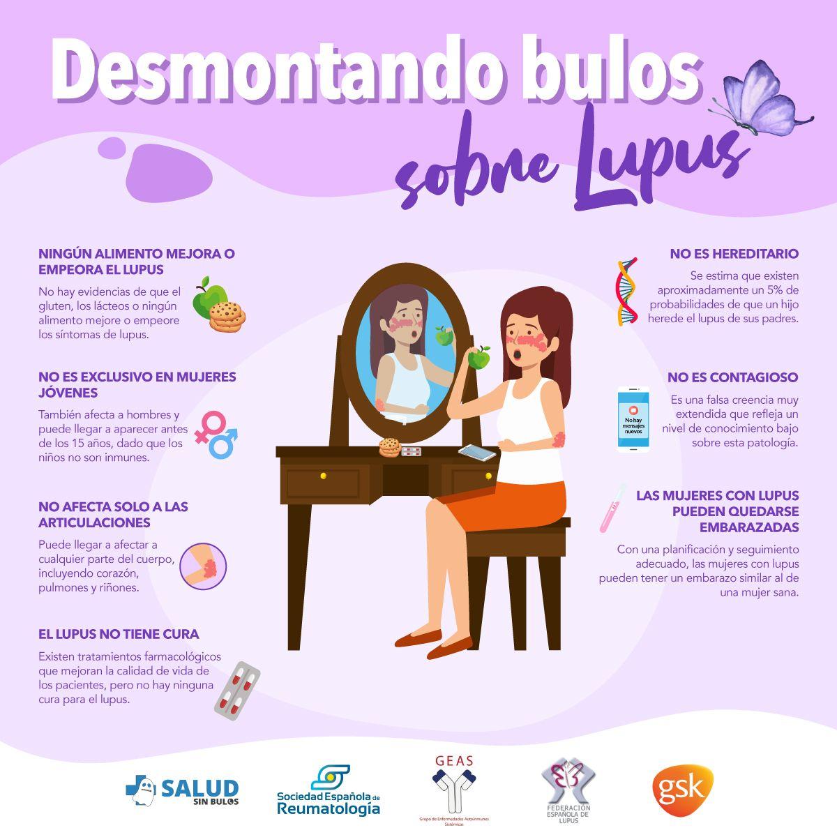 Foto de Desmontando bulos sobre lupus