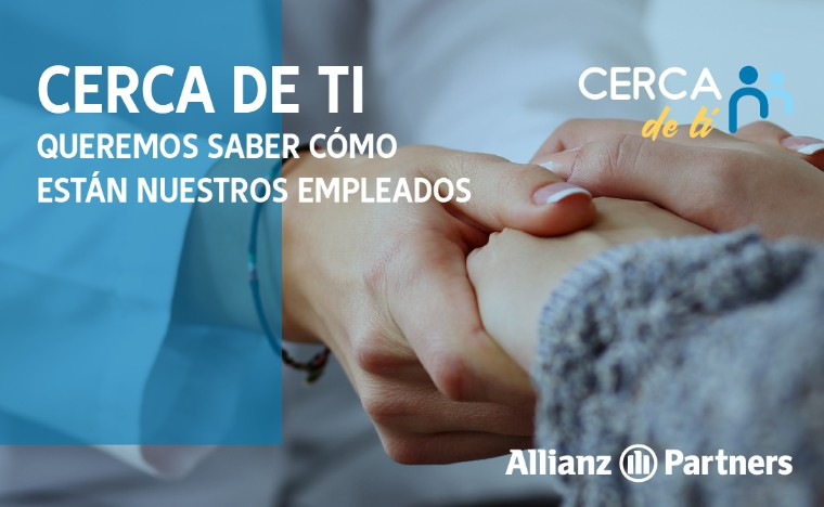 Foto de Programa ´Cerca de tí´de Allianz Partners