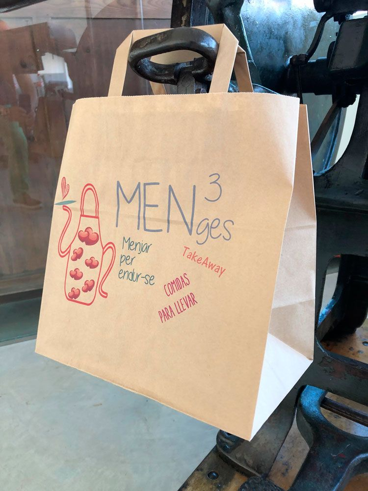 Foto de Bolsas Take Away