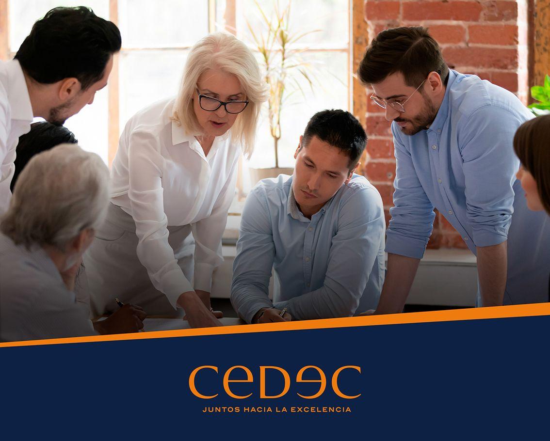 La consultora empresarial CEDEC presenta los resultados de su encuesta realizada con motivo de la COVID-19