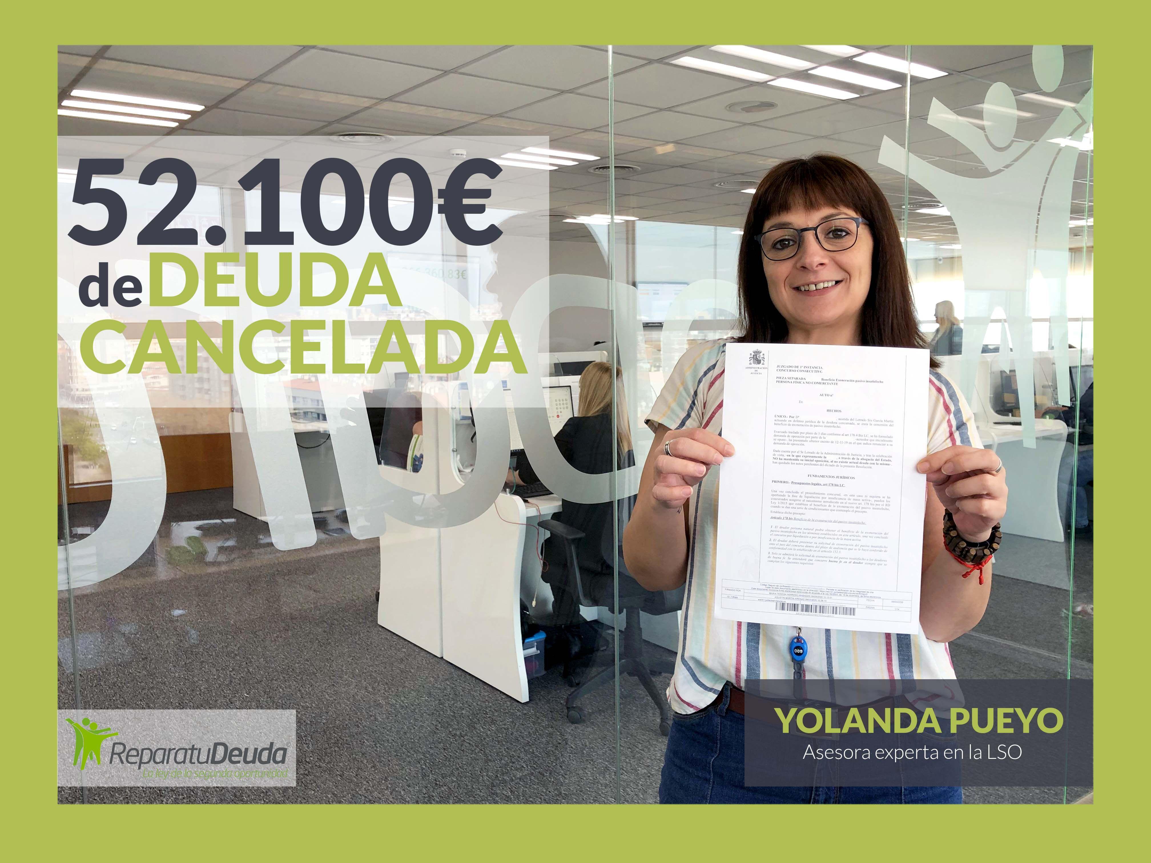 Repara tu Deuda Abogados logra cancelar 52.100 ? en Mallorca gracias a la Ley de Segunda Oportunidad