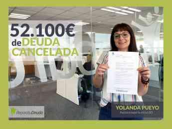 Yolanda Pueyo, asesora de la ley de la segunda oportunidad en Repara tu deuda abogados