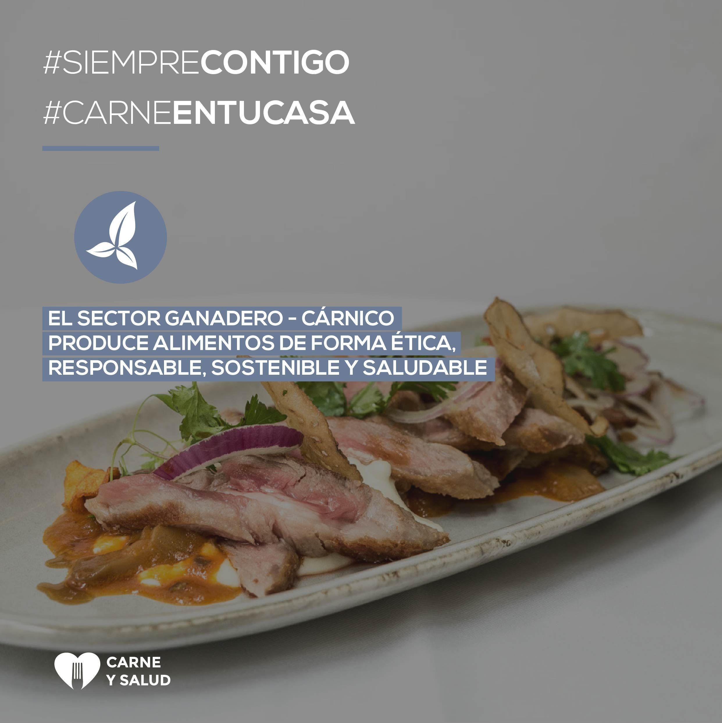 Foto de Capaña Carne y Salud