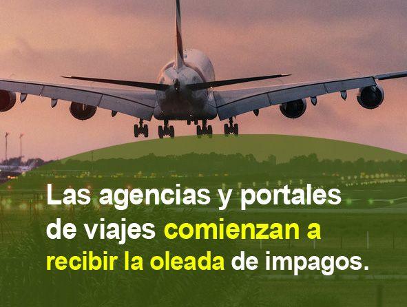Foto de Impagos viajes covid19