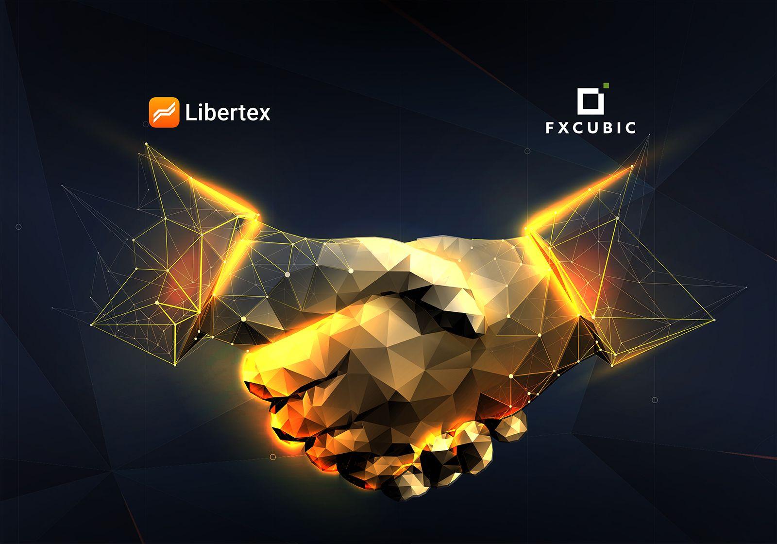 Libertex se asocia con la firma Fintech FXCubic