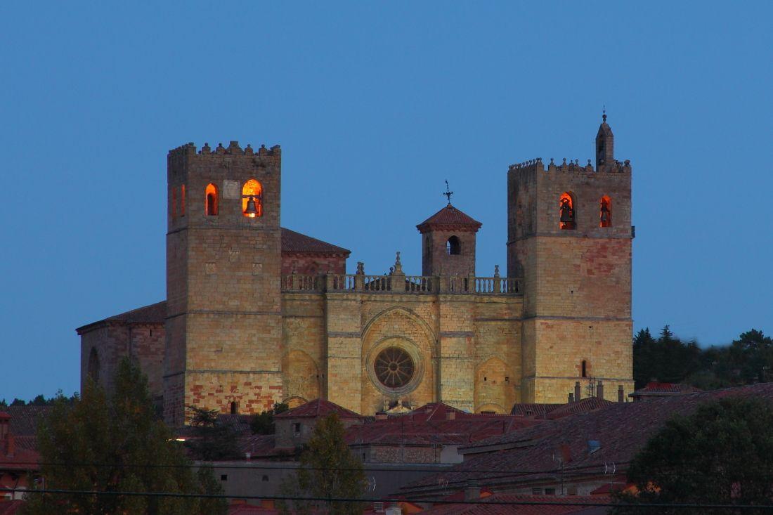 Fotografia Catedral de Sigüenza