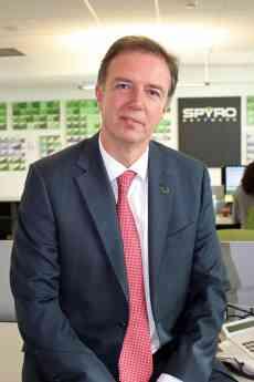 Ricardo González, fundador y Director General de Spyro
