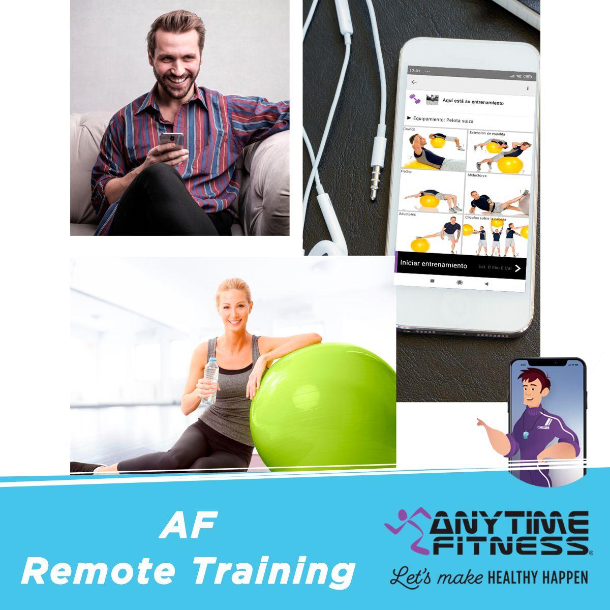 Foto de AF Remote Training permite a los usuarios contar con todos