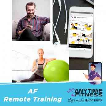 AF Remote Training permite a los usuarios contar con todos los