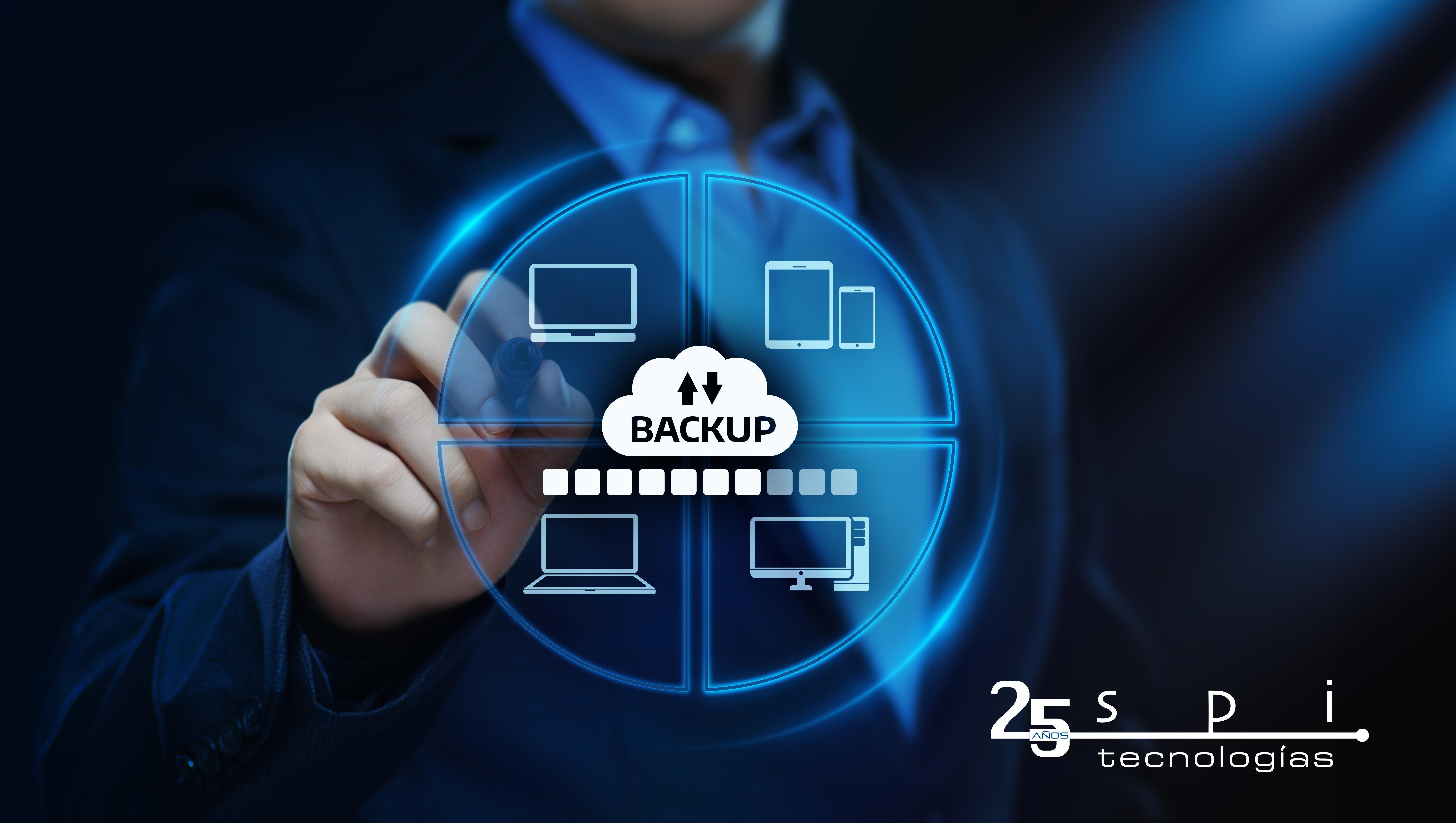 Foto de Backup online SPI Tecnologías