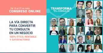 Congreso virtual Transforma tu consulta