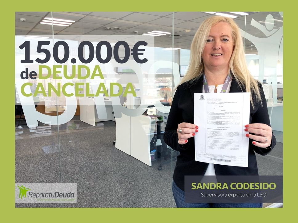 Foto de Sandra Codesido, directora en Repara tu deuda abogados