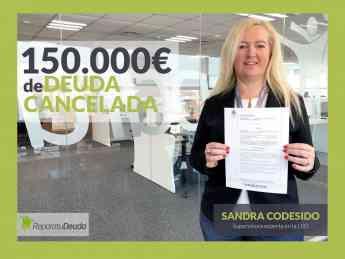 Sandra Codesido, directora en Repara tu deuda abogados